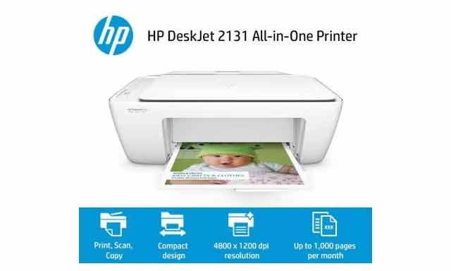 HP DeskJet 2131 All in one printer