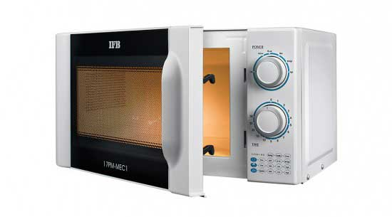 17PM-MEC1 solo microwave oven