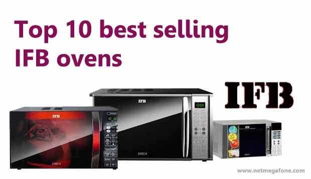 Top 10 IFB ovens in india