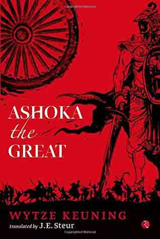 Ashoka the Great book cover image