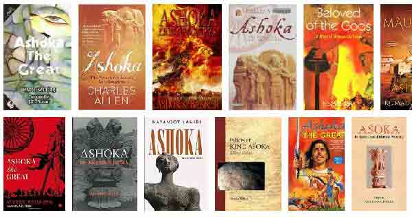 Top 5 books about great Indian king Asoka