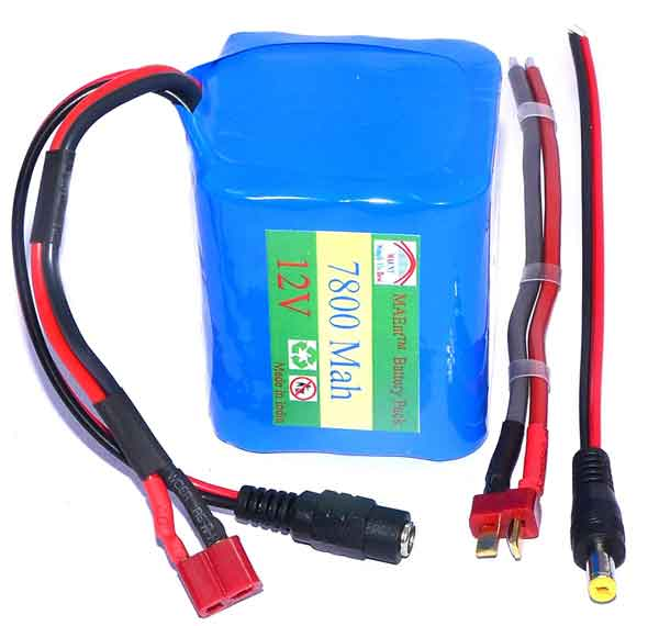Best li ion batteries for 10w solar panel