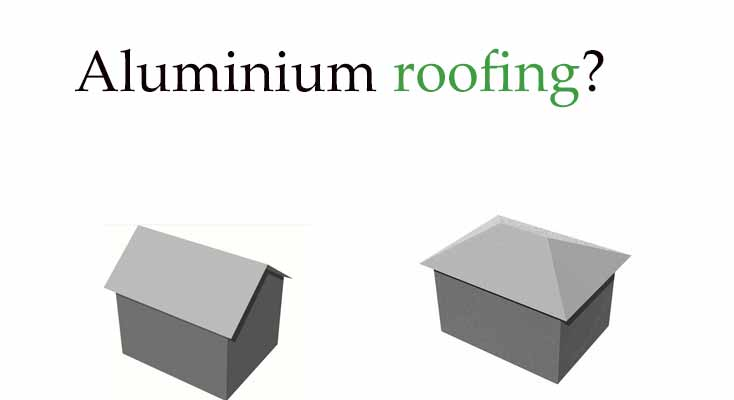 Aluminium roofing in kerala